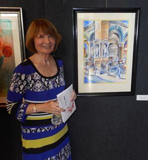 Betsy Ford, Artist